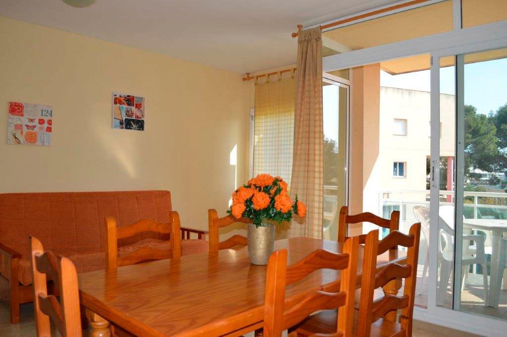 Apartamento golden pineda comedor y terraza 5 joya - Comedor terraza ...