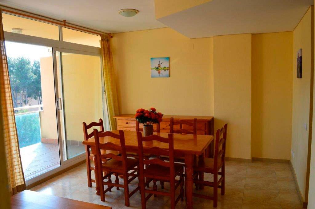 Apartamento golden pineda comedor y terraza 6 joya - Comedor terraza ...